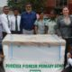 PHOENIX PIONEER PRIMARY RECEIVES MUCH NEEDED CHEST FREEZER FOR THEIR NEW TUCK SHOP